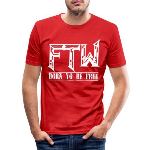 F.T.W - Camiseta ajustada hombre
