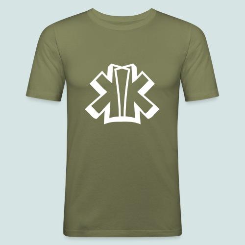 Trickkiste Style Shirt - Männer Slim Fit T-Shirt
