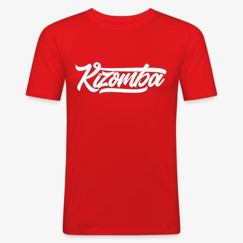 Kizomba - T-shirt près du corps Homme