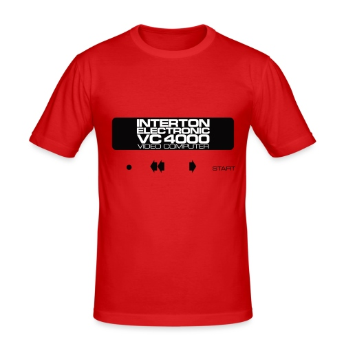 VC4000 - Männer Slim Fit T-Shirt