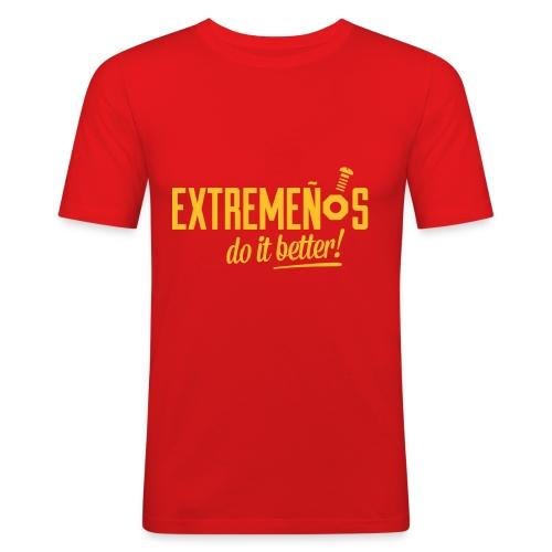 guys - Camiseta ajustada hombre