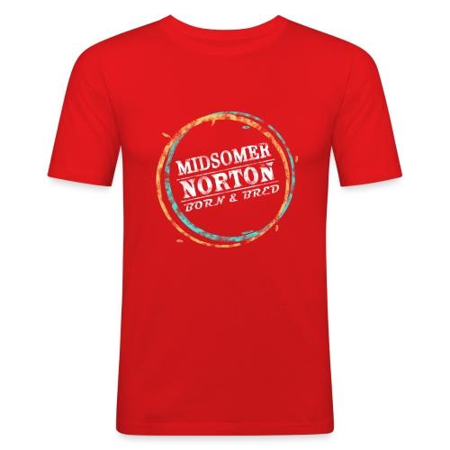 Norton Born & Bred - Men's Slim Fit T-Shirt
