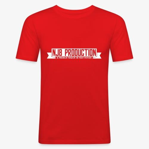 NJ8 Prod - T-shirt près du corps Homme