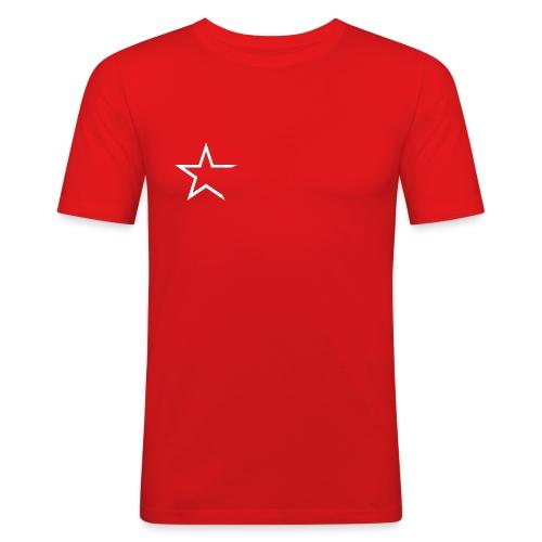 Team Kleding - Mannen slim fit T-shirt