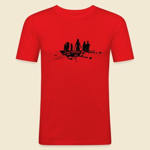 Sterk Genoeg by Natasja Poels limited edition - slim fit T-shirt
