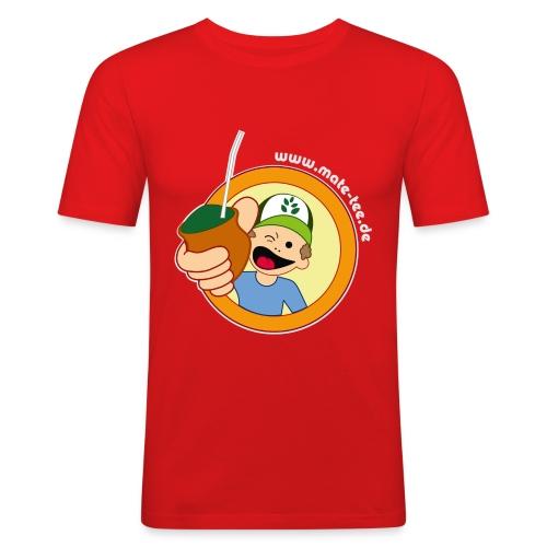 diegomatedomain - Männer Slim Fit T-Shirt