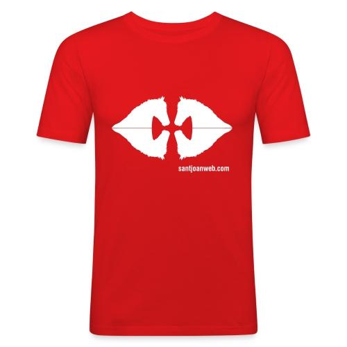 creuencavalls - Camiseta ajustada hombre