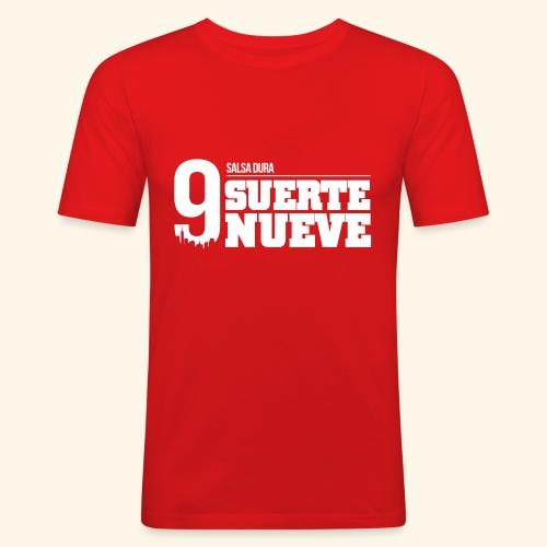 Logo Suerte - T-shirt près du corps Homme