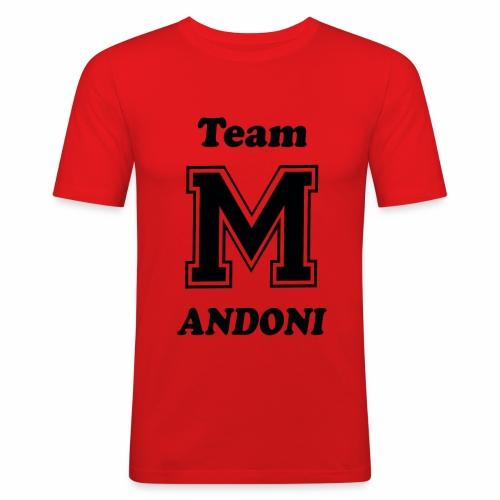 Team Androni - Camiseta ajustada hombre
