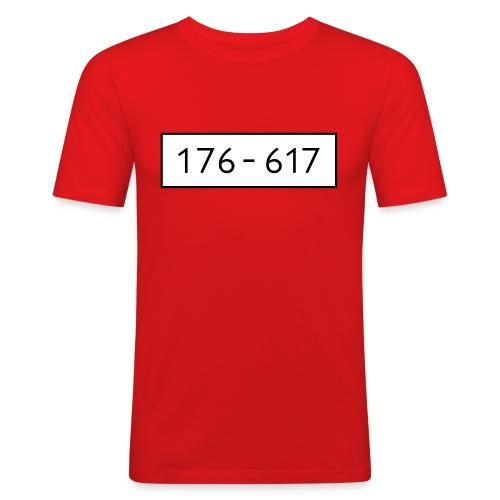 Panzerknacker 6 Nummern Gruppenkostüme Fasching - Männer Slim Fit T-Shirt