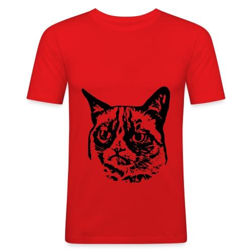 grumpy - Männer Slim Fit T-Shirt