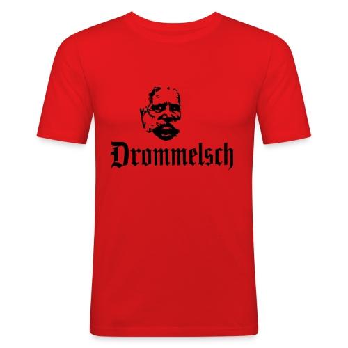 Drommelsch - Mannen slim fit T-shirt
