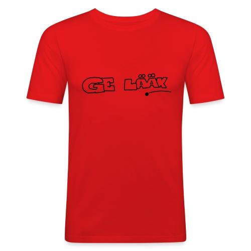 gelaakmotivill9 - Männer Slim Fit T-Shirt