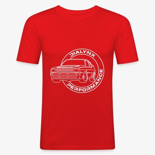 Dialynx Old Originals - Men's Slim Fit T-Shirt