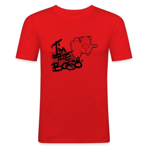 I´m The Boss - Camiseta ajustada hombre