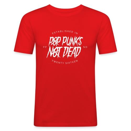 PPND College Jacket - Men's Slim Fit T-Shirt