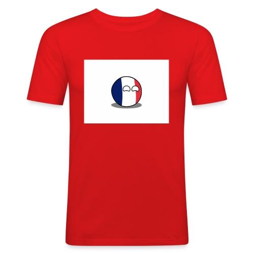 France Simple - T-shirt près du corps Homme