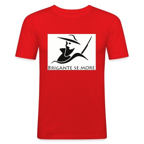 Briganti - Maglietta aderente da uomo