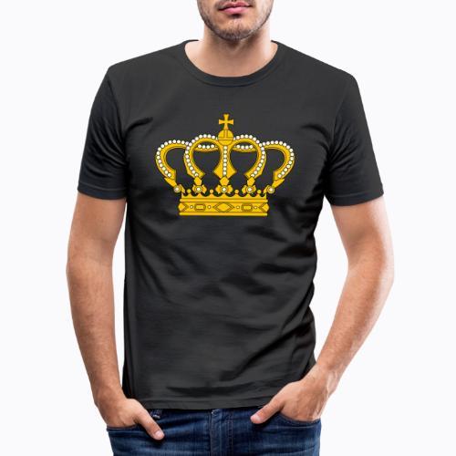 Golden crown - Men's Slim Fit T-Shirt