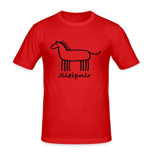 Sleipnir - Slim Fit T-shirt herr
