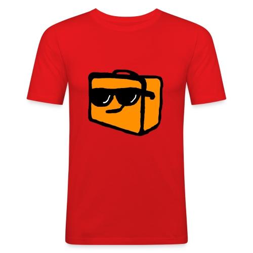Matboksen Pins - Slim Fit T-skjorte for menn