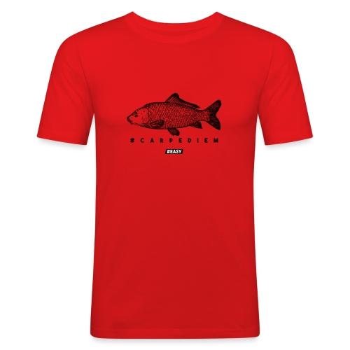#EASY Carpe Diem T-Shirt - Maglietta aderente da uomo