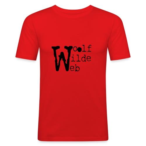 Camiseta Woolf Wilde Web - Camiseta ajustada hombre