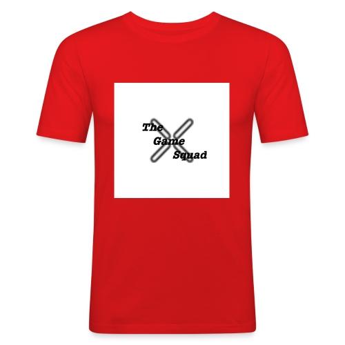 Hitmarker shirt - Mannen slim fit T-shirt