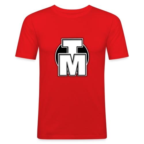 Taskmask Cap - Mannen slim fit T-shirt