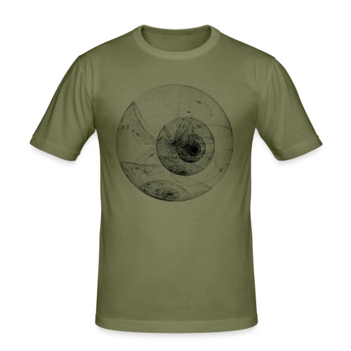 Eyedensity - Men's Slim Fit T-Shirt
