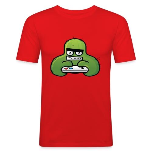 Cactus FDX - Maglietta aderente da uomo