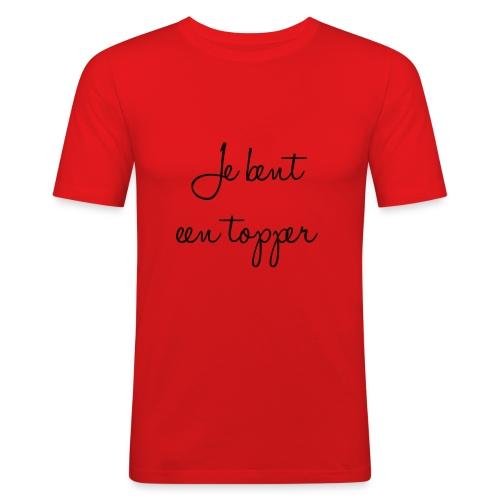 jebenteentopper - slim fit T-shirt