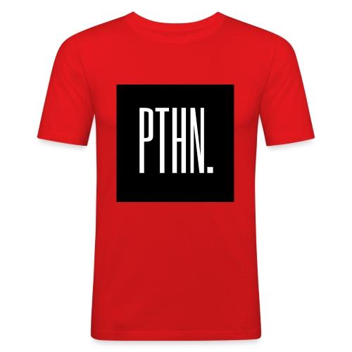 Panteon - Männer Slim Fit T-Shirt