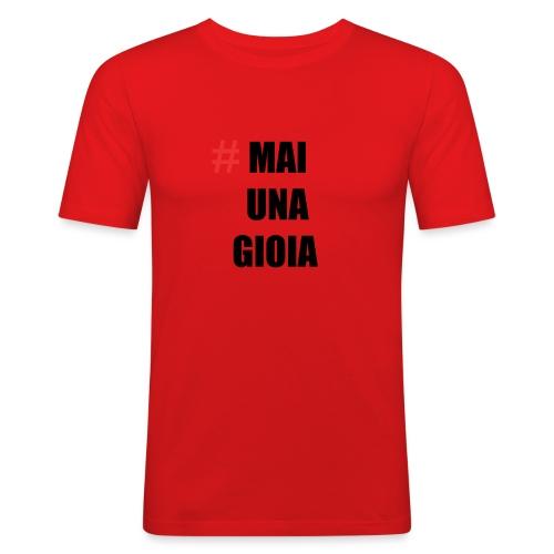 MAGLIA_1 - Maglietta aderente da uomo