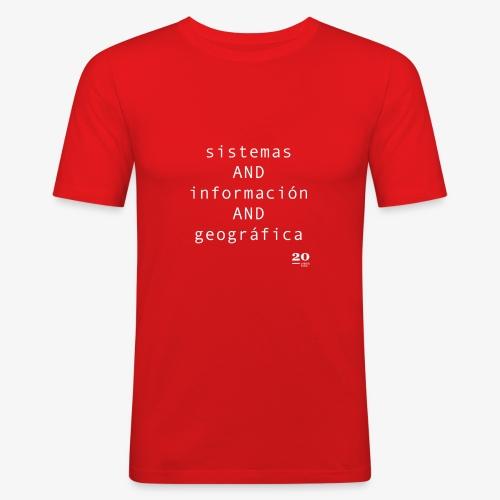 SIG - Camiseta ajustada hombre