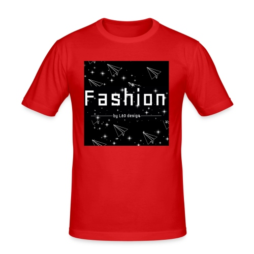 fashion - Mannen slim fit T-shirt