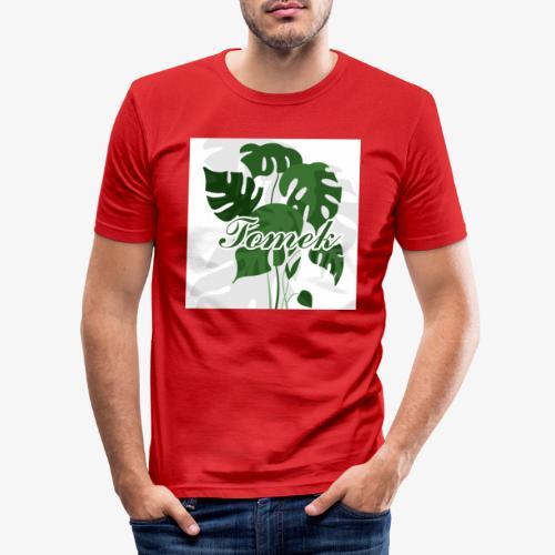 Tomek Monstera - Obcisła koszulka męska
