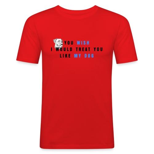 Boxer-Tayra - Obcisła koszulka męska