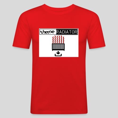 Theme Radiator - Men's Slim Fit T-Shirt