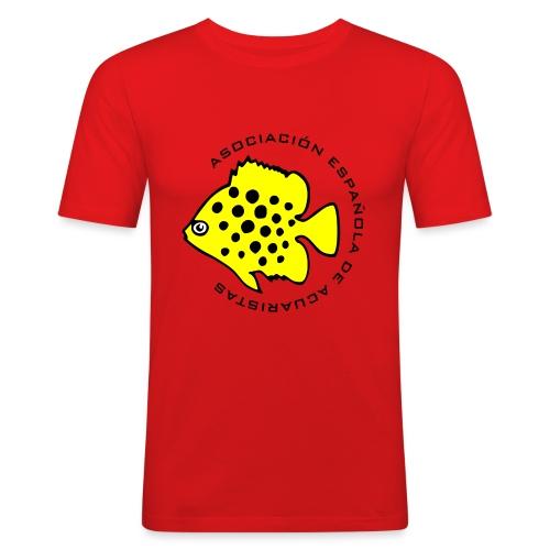 LOGO AEA - Camiseta ajustada hombre