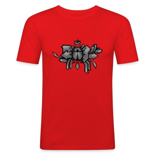 Scarab - Slim Fit T-skjorte for menn