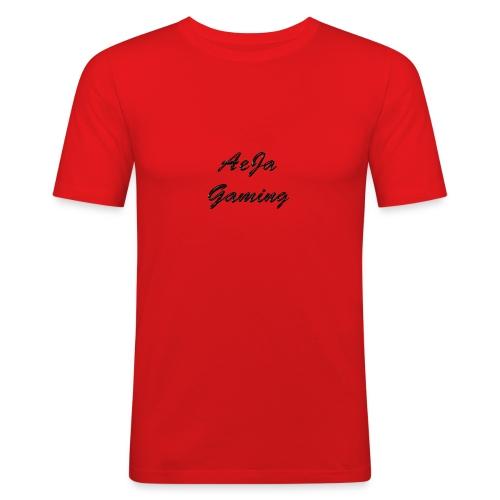 ae - Miesten tyköistuva t-paita