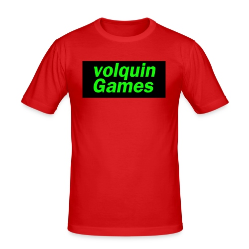 volquin - Mannen slim fit T-shirt