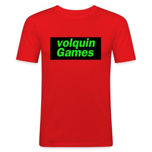 volquin - Mannen slim fit T-shirt