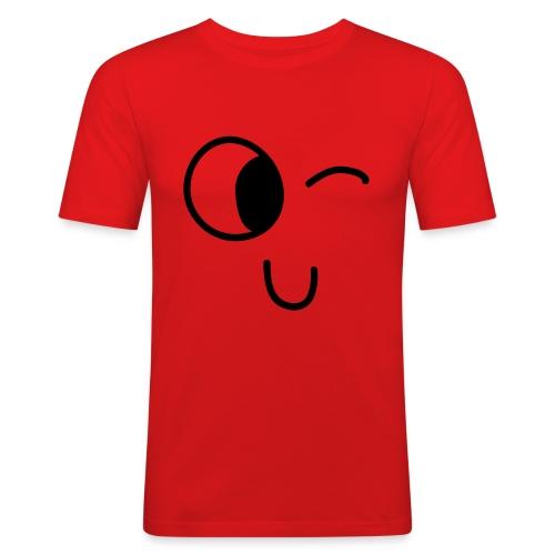 Jasmine's Wink - Mannen slim fit T-shirt