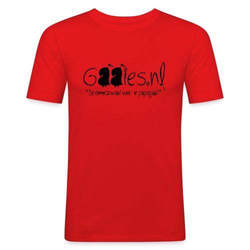 gaaies - Mannen slim fit T-shirt