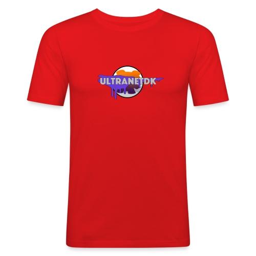 ULraNaetDK2 - Herre Slim Fit T-Shirt
