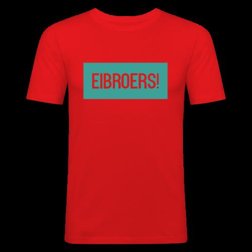 T-shirt Eibroers Naam - slim fit T-shirt