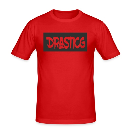 Drasticg - Men's Slim Fit T-Shirt