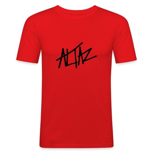 Altaz Clean Logo - Slim Fit T-shirt herr